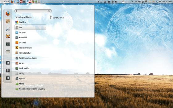 Cinnamon v Linuxu Mint